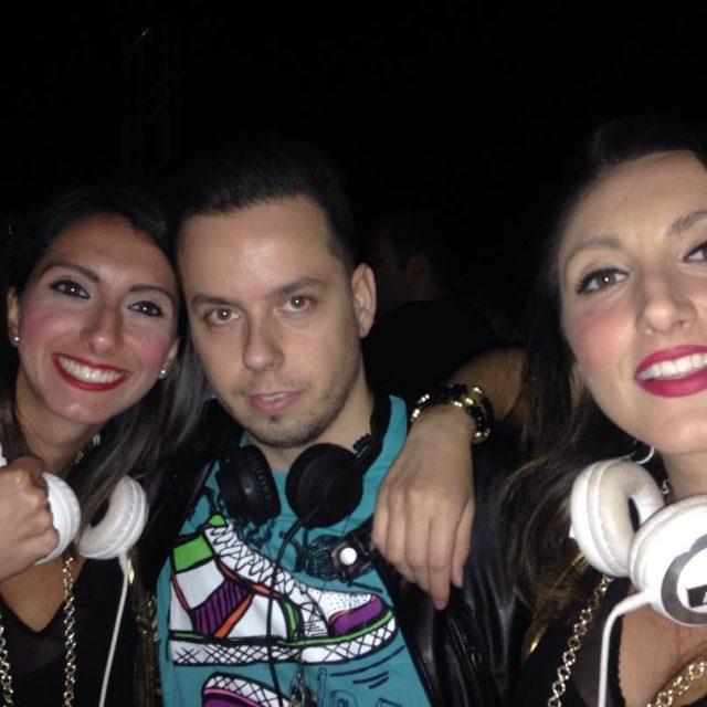 Caramelle Summer disco w Sisters Cap! Thank U so Much!hellip