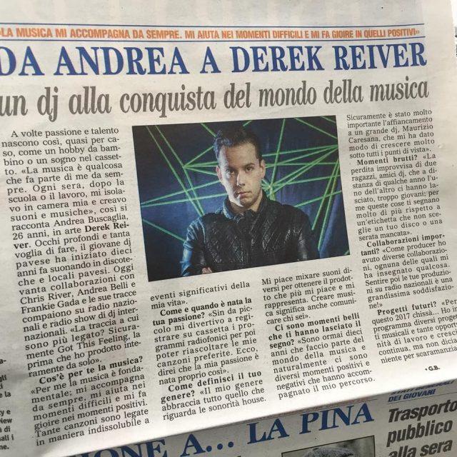 Newspaper!!! dj djlife newspaper mytown instagood housemusic me mystory housepartyhellip