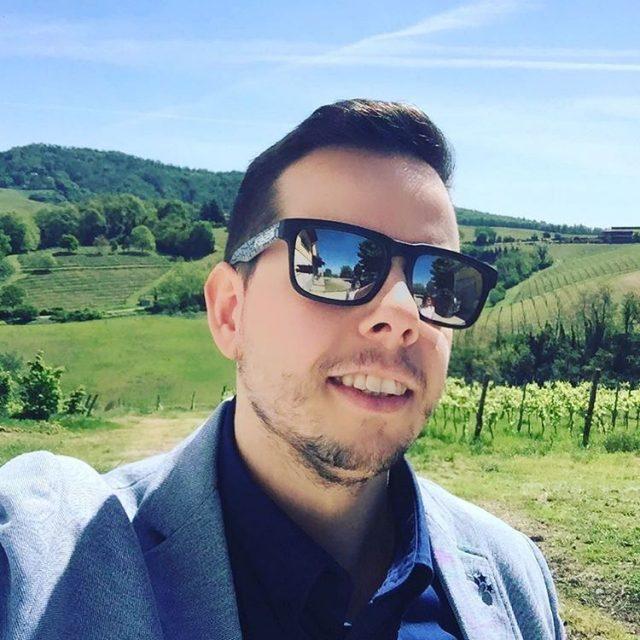 dj dife instagood green sky wine sun sunglasses hillhellip