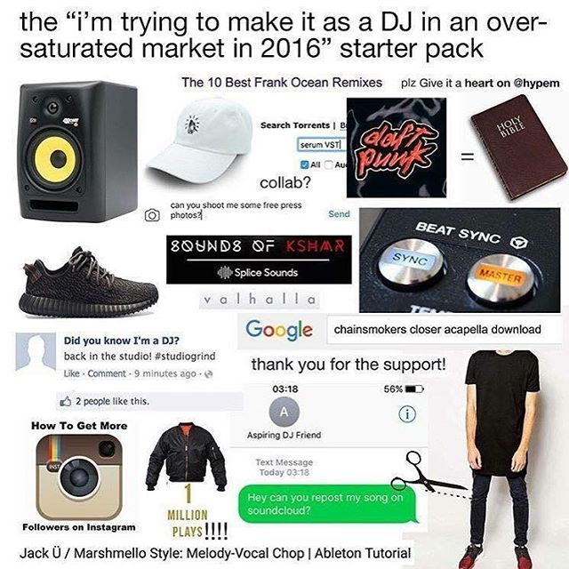 You want to become a DJ? The starter pack ishellip