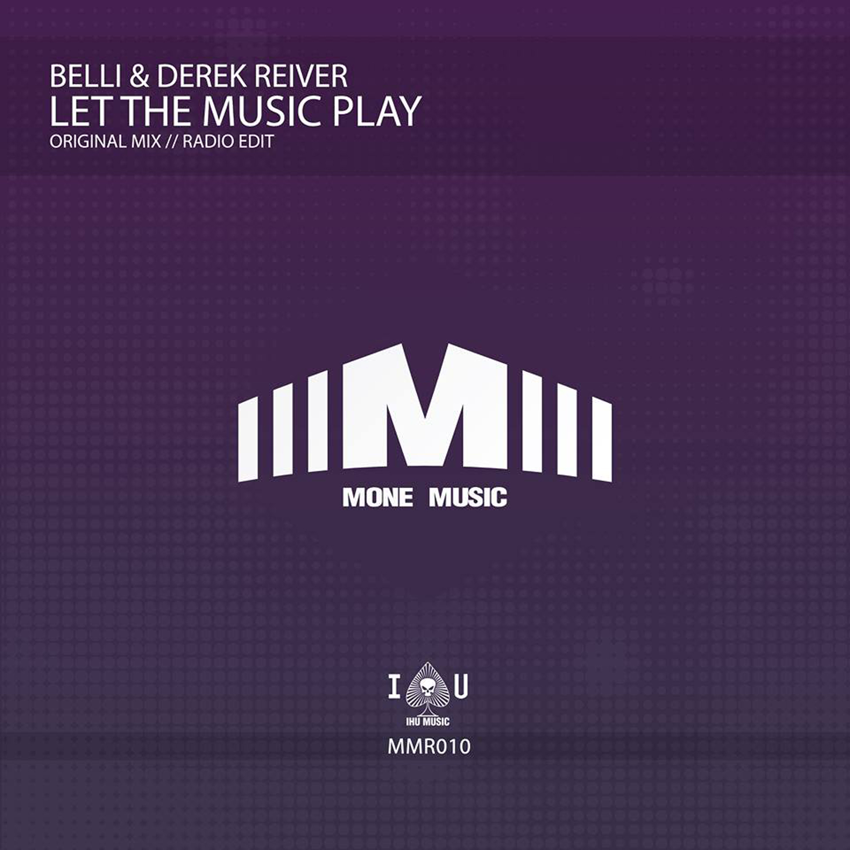 Belli & Derek Reiver - Let The Music Play