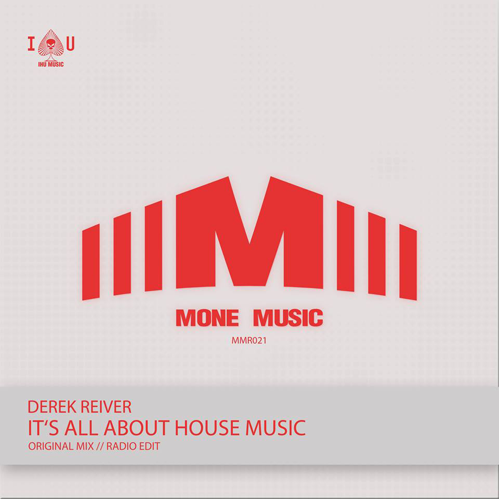 Derek Reiver - It's All About House Music