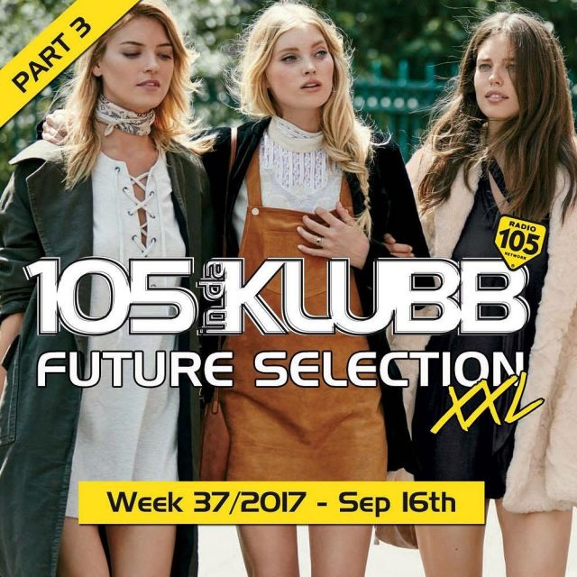 105 INDAKLUBB official page on Radio 105 played Derek Reiverhellip