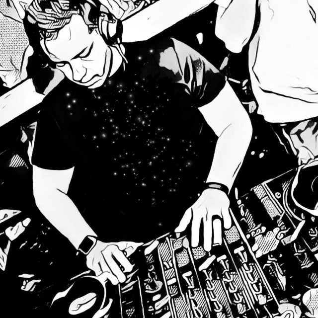 CARTOONIZE dj djlife deejay blackandwhite party house music housemusic mehellip