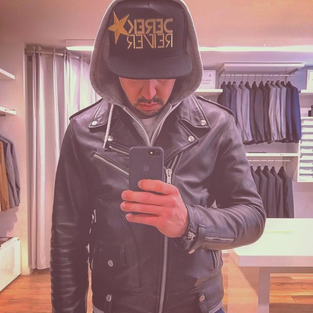 MASTER OF FASHION ilcanc is wearing Derek Reivers snapback! djhellip